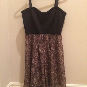 NWT Free People Ginger Snap Tunic Top Sz. Med